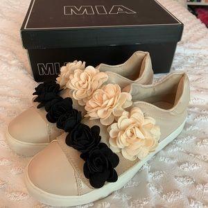 MIA Primrose Blush Soft Nappa sneakers